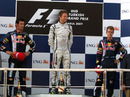 Jenson Button holds off a Red Bull challenge to win in Turkey