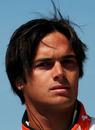Renault driver Nelson Piquet Jnr