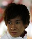 Toyota driver Kamui Kobayashi