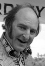 Former Formula One driver Les Leston at the 1971 Formula One Monaco Grand Prix