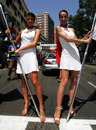 Martini Grid Girls