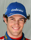 Bruno Senna competing for iSport International in the GP2 Asia series
