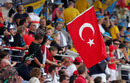 Turkish fans enjoy the racing in Istanbul