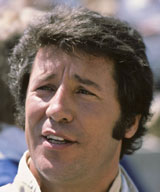 Mario Andretti at the first United States Grand Prix West