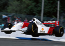 Mika Hakkinen the Flying Finn