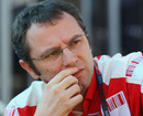 Ferrari team boss Stefano Domenicali