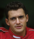 Gianni Morbidelli was drafted in to replace Alain Prost