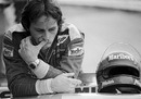 Gilles Villeneuve's first full season was with Ferrari in 1978