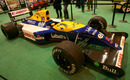 Nigel Mansell's championship-winning Williams