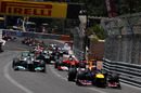 Mark Webber comes out of Sainte Devote fourth
