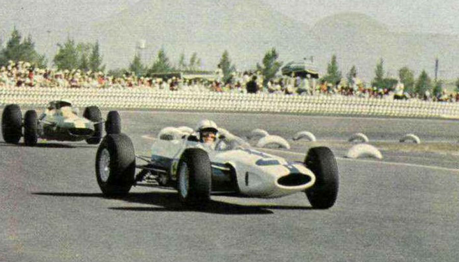 Heartache For Jim Clark As John Surtees Becomes Champion