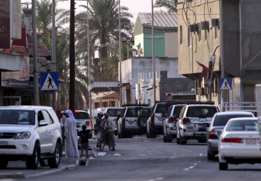 10329 - Bahrain unrest continues on eve of FIA meeting