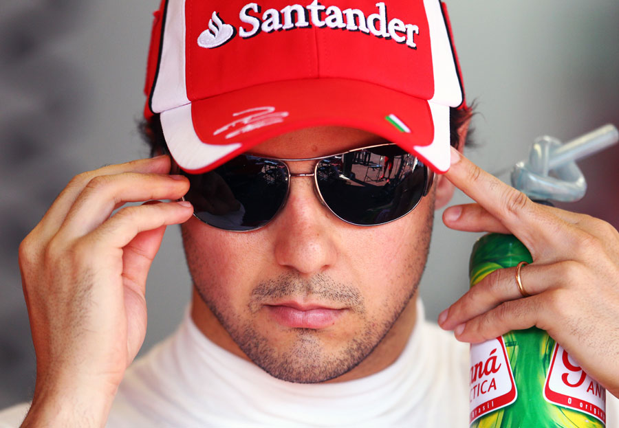 10335 - Massa confident to end points drought in Canada