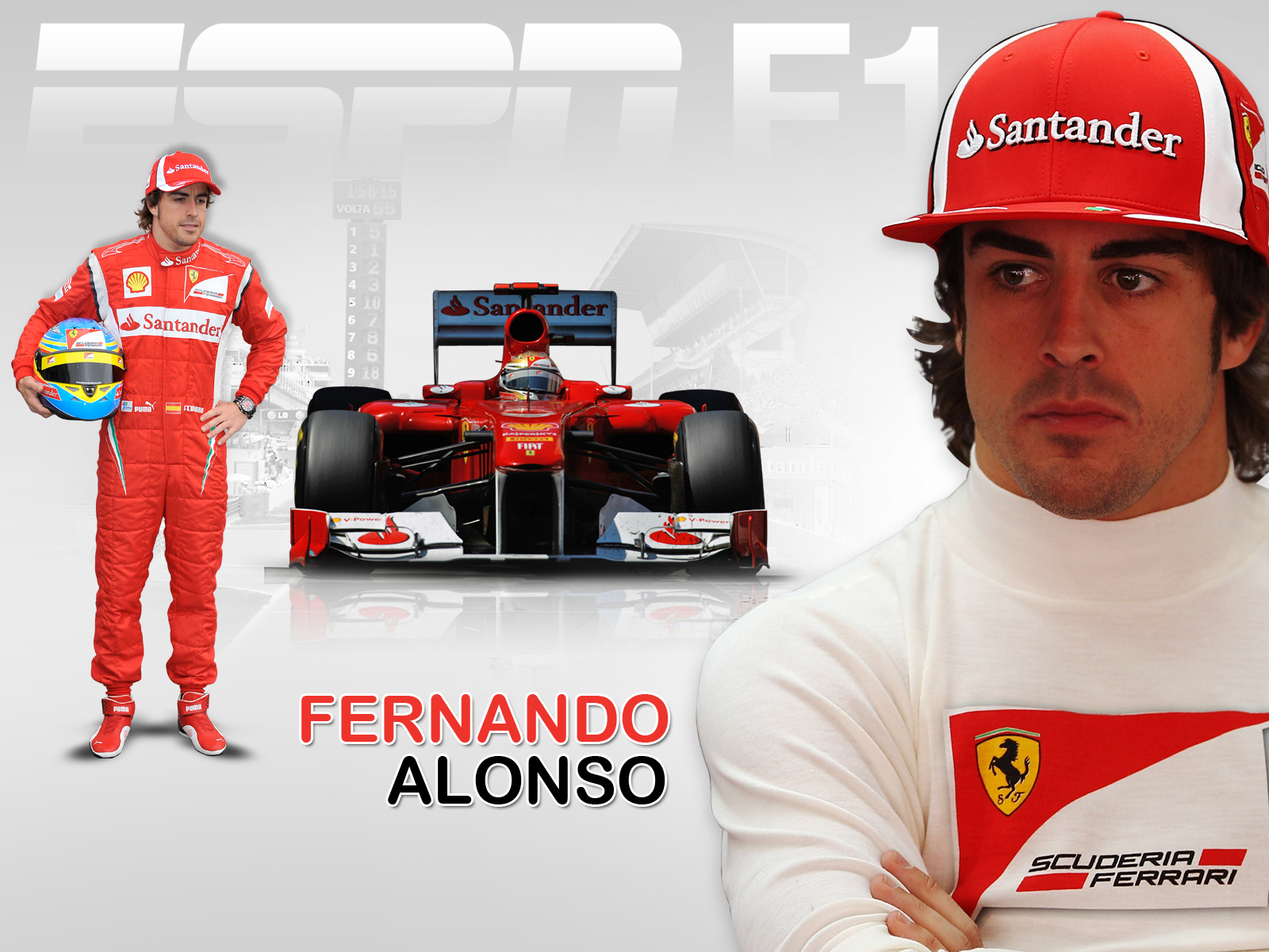 Fernando Alonso 2011