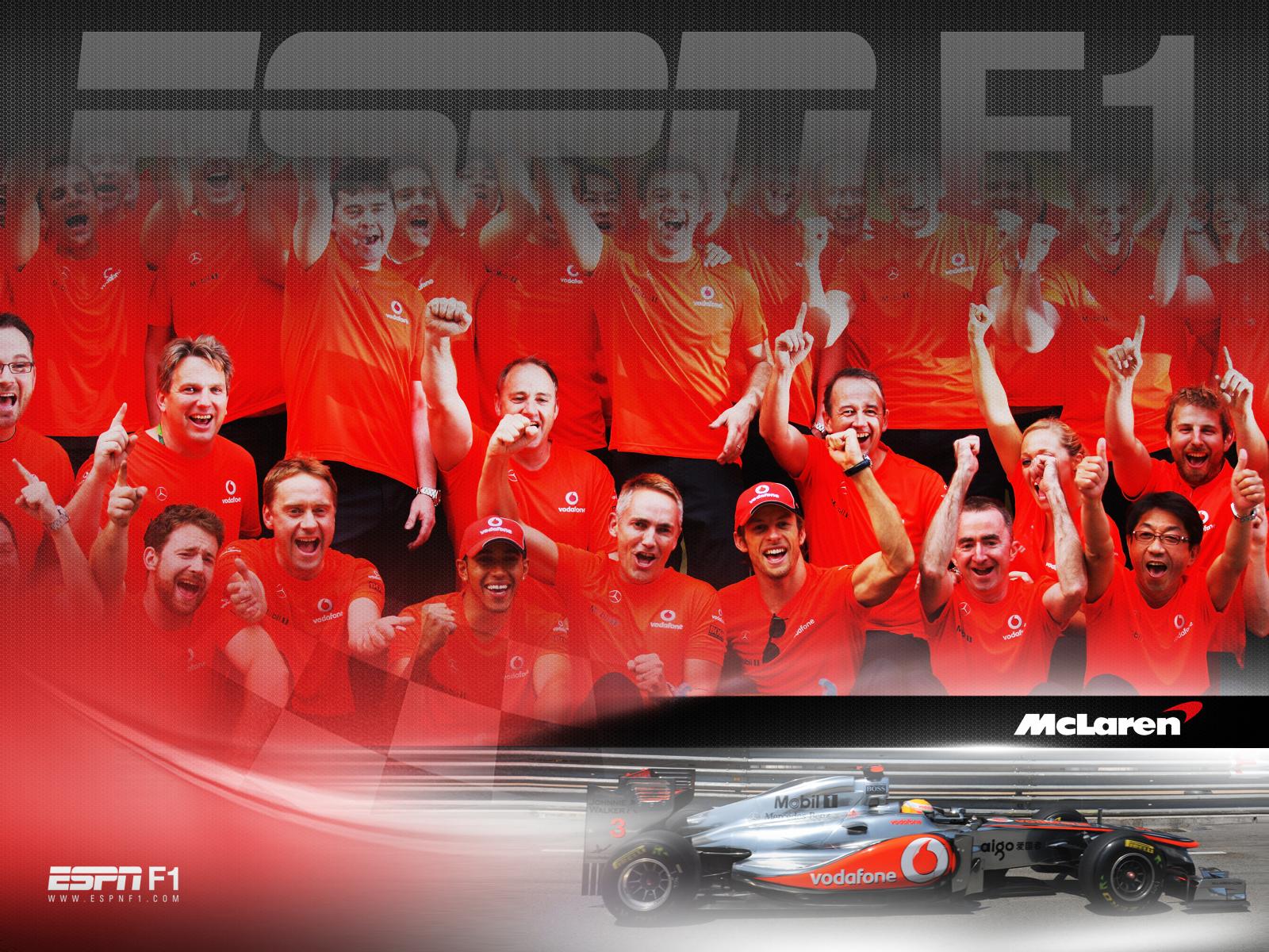 McLaren 2011