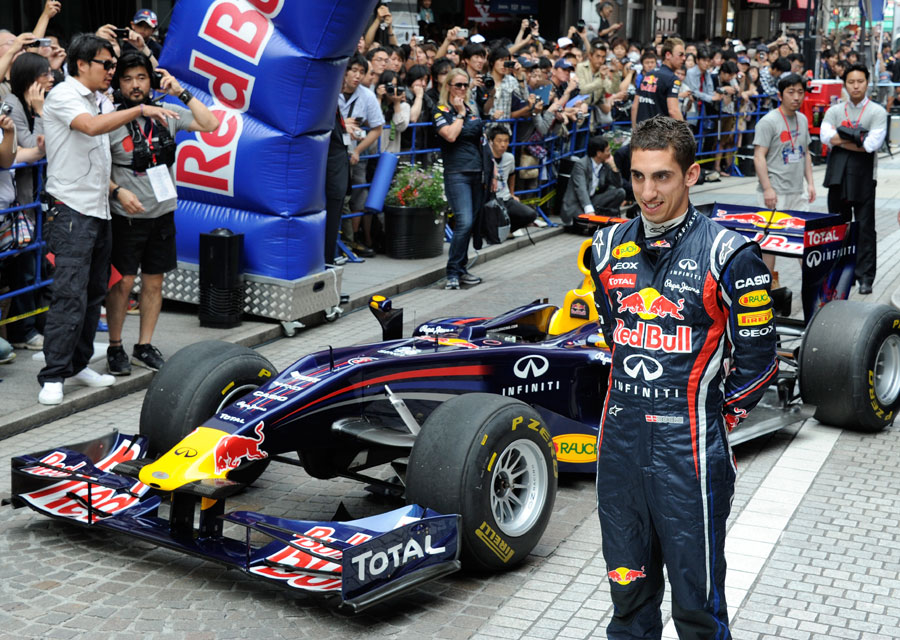 10351 - Buemi named Red Bull reserve