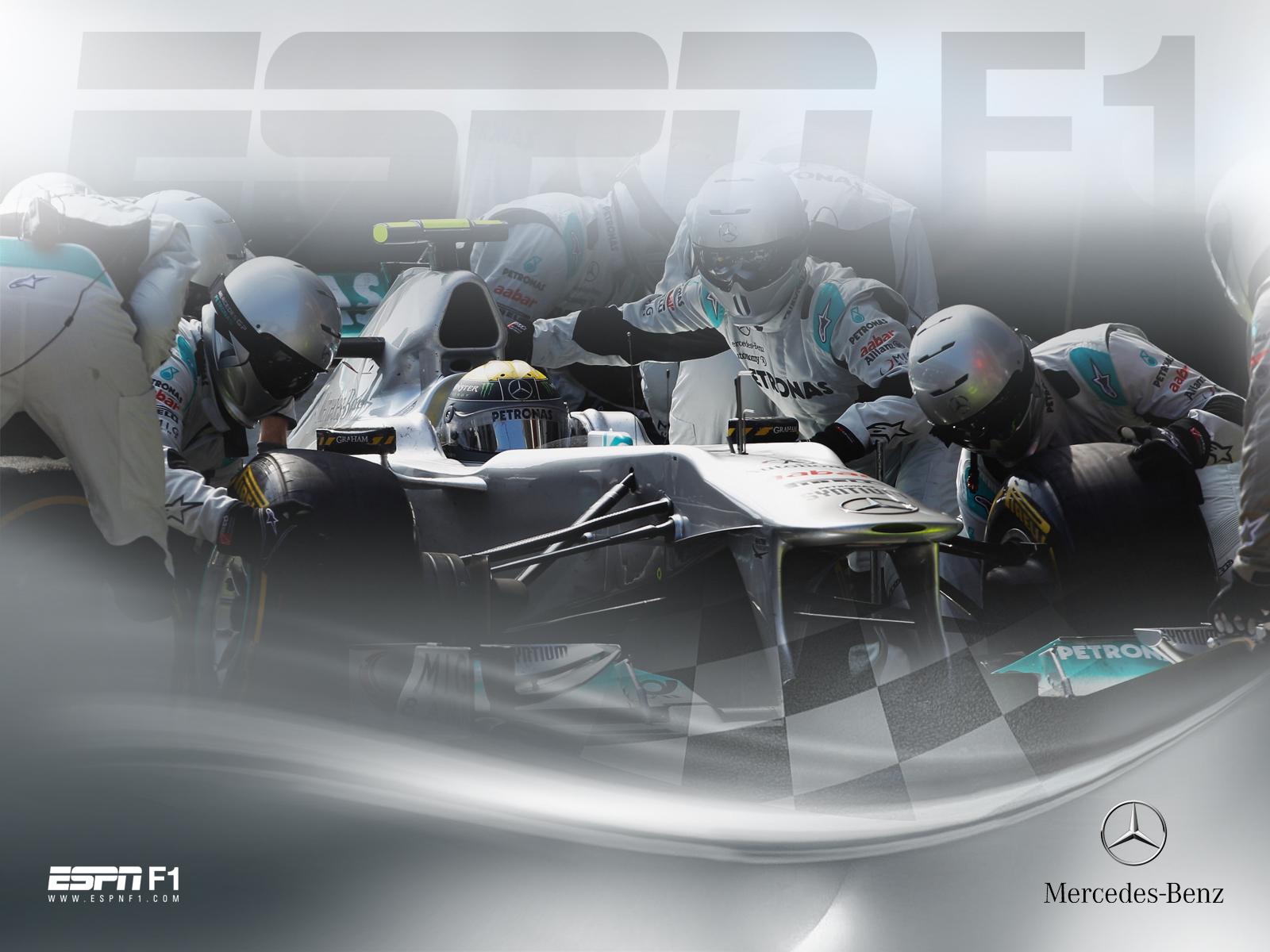 Mercedes 2011