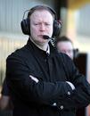 Mike Coughlan casts an eye over McLaren's work