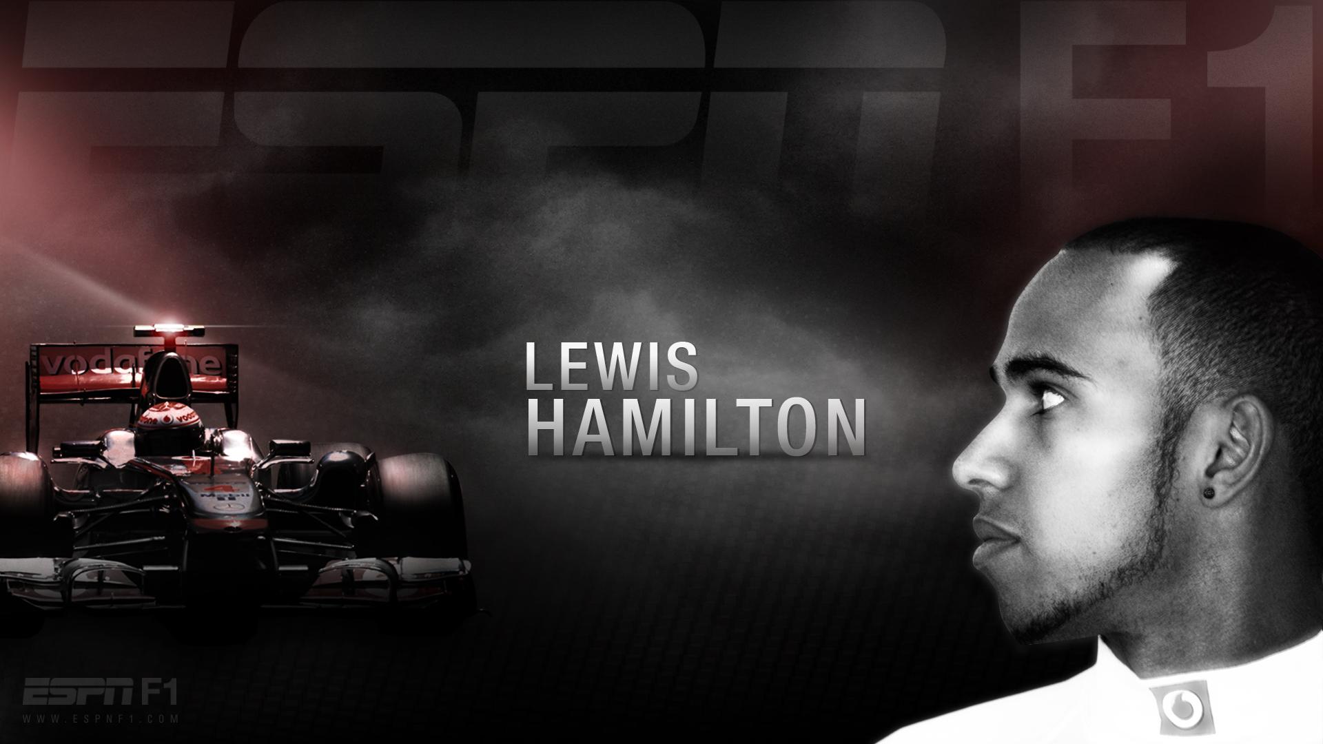 Lewis Hamilton 2011