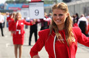 Santander grid girls