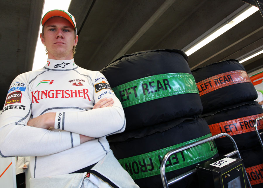10960 - Paul Di Resta looking forward to Hulkenberg partnership
