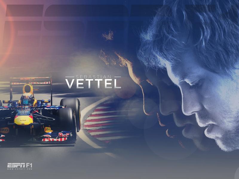 Sebastian Vettel 2011