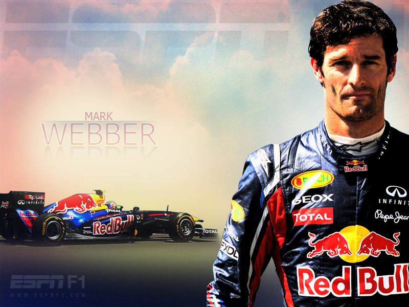 Mark Webber 2011