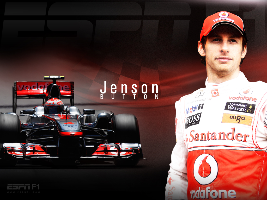 Jenson Button 2011