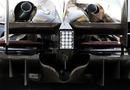 Brawn's controversial double diffuser