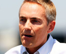Martin Whitmarsh in the Turkish paddock