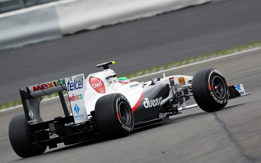 11044 - Sauber ends MSG deal