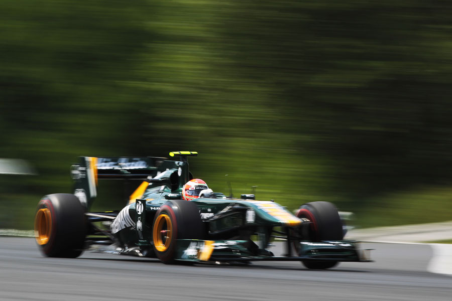 11221 - Trulli unaware of replacement rumours