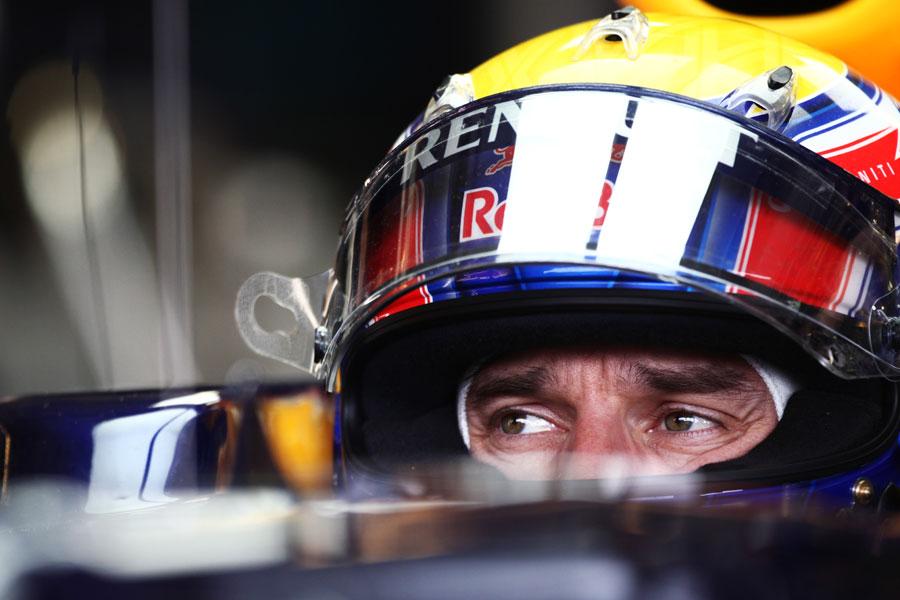 11227 - No way I could match Vettel - Webber