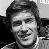 Tiff Needell at his first grand prix appearance at Zolder