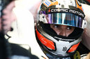 Tonio Liuzzi in the cockpit of his HRT