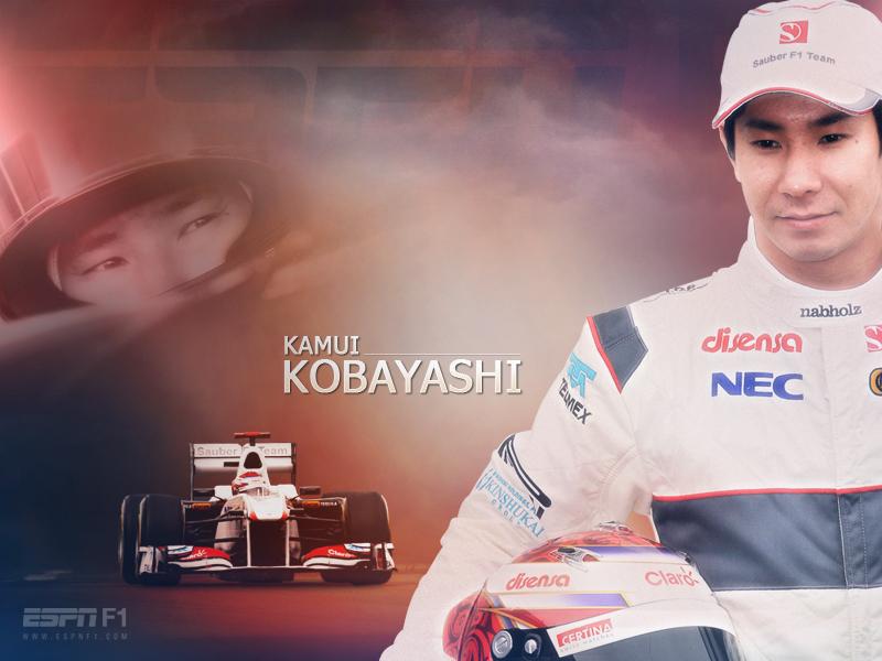 Kamui Kobayashi 2011