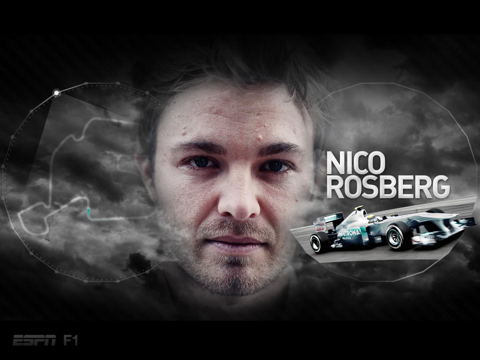 Nico Rosberg 2011