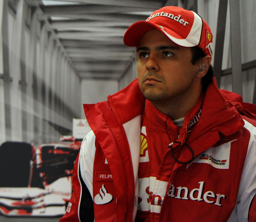 11308 - Massa looking for first victory