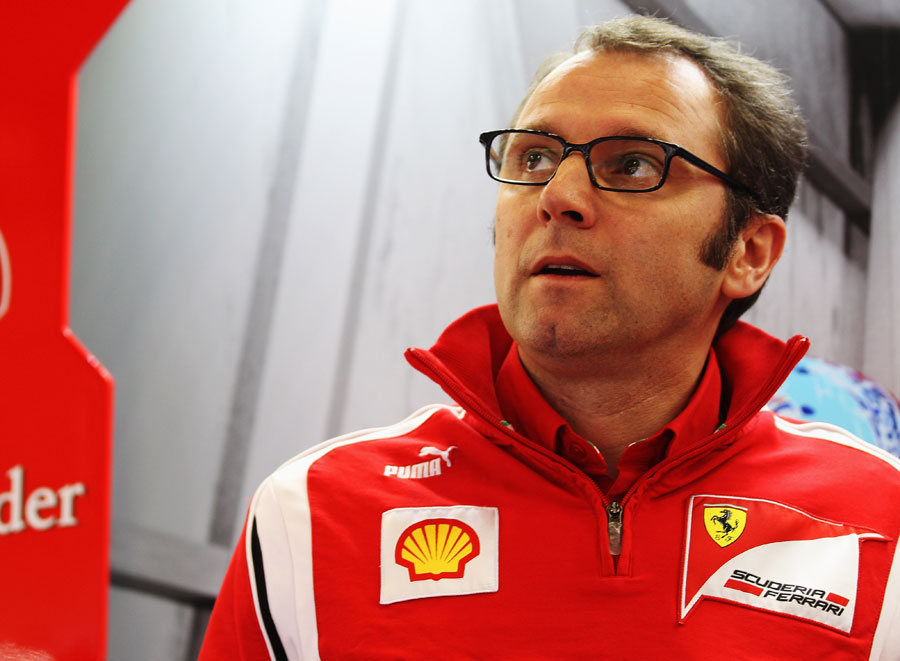 11381 - Ferrari preparing 'unbeatable structure'