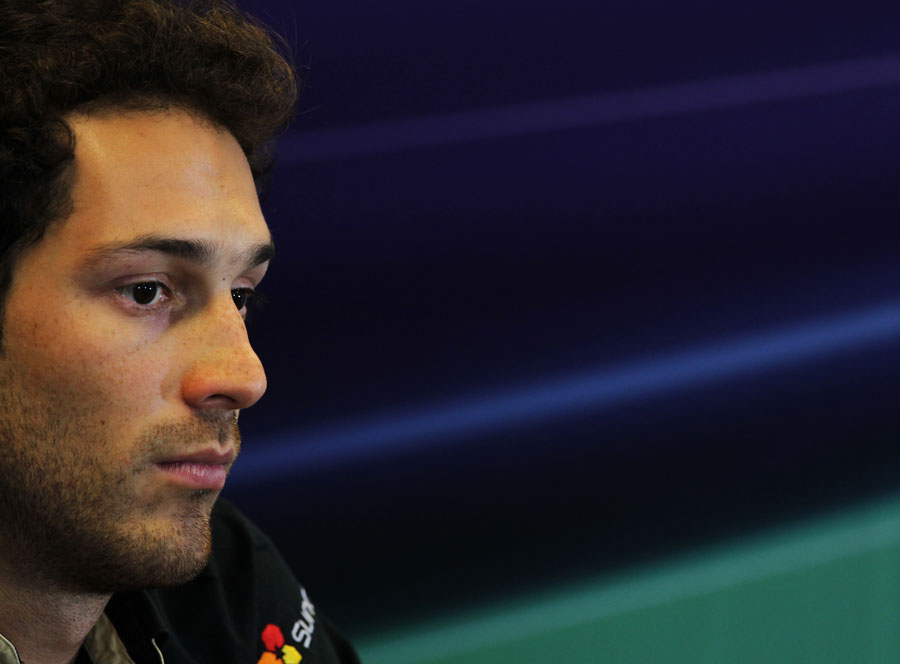 11401 - Bruno Senna in for next two races