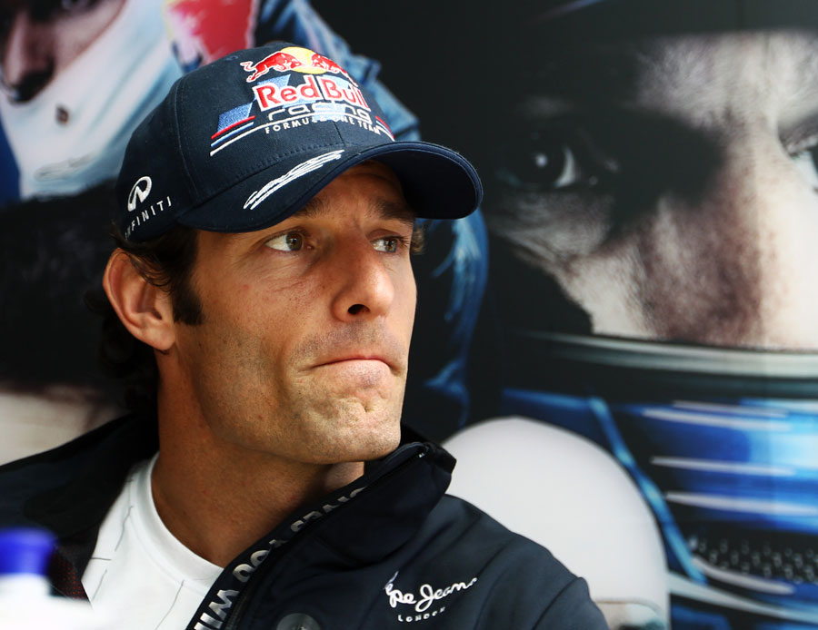 11403 - No driver will dominate rest of the season -Webber