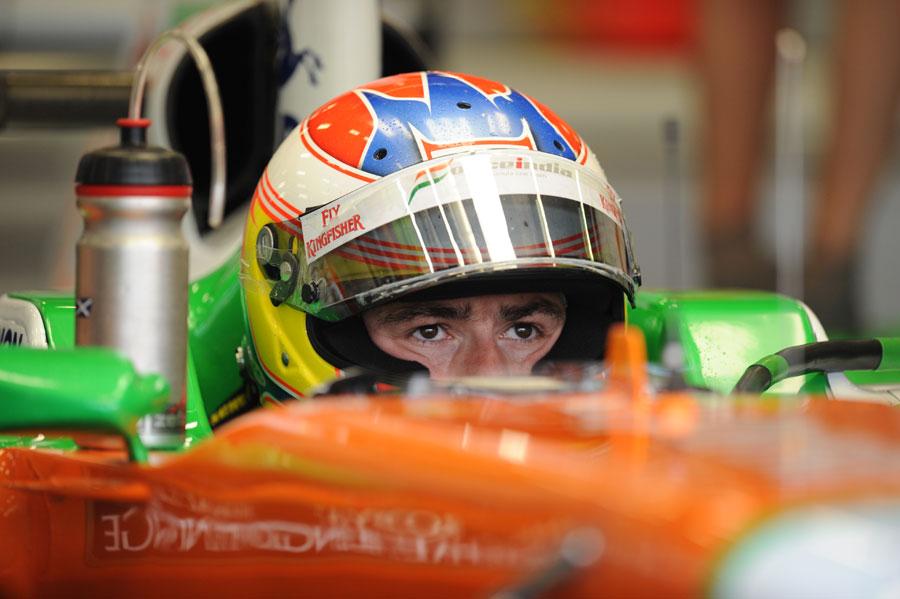 11416 - Di Resta targets podium push