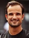 Tonio Liuzzi in the paddock