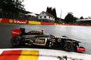 Bruno Senna rounds La Source