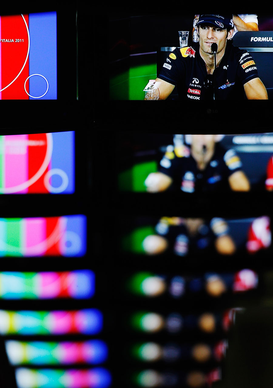 11613 - Webber proud of 2011 despite lack of wins