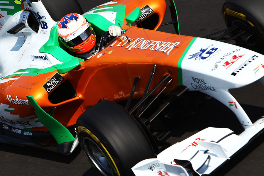 11660 - Force India confirms launch date