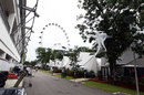 Singapore Grand Prix - Thursday preparations