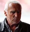 Dietrich Mateschitz at Red Bull's final of testing