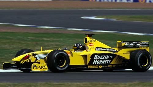 Buzzin Hornets Racing Car