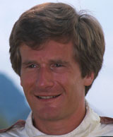 Thierry Boutsen au Lowes sur la Benetton dans le Grand Prix de Monaco